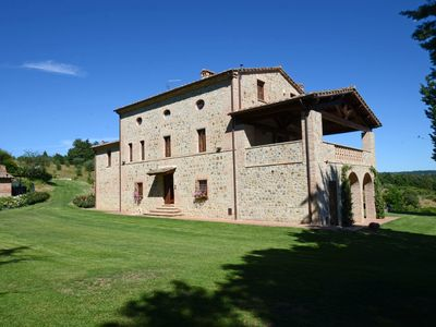 Photo for BOOK NOW YOUR NEXT HOLIDAY!!! - Extraordinary Tuscan Villa With Swimming pool