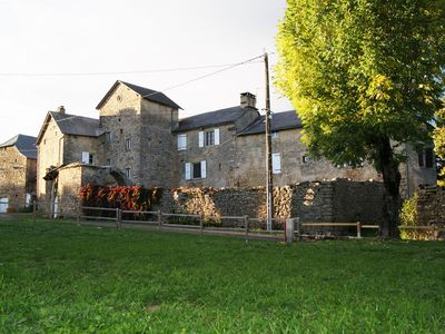 Photo for The Manor Ajas, large stone house that can accommodate 18/24 people