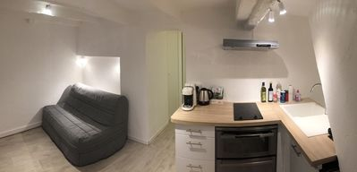 Photo for Old Nice Cozy 20 m2 apartment all renovated in 2019