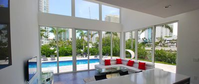 Photo for Waterfront Sunny Isles Beach Home