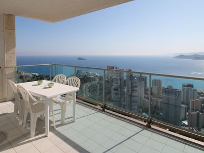 Photo for Apartment Torre Lugano in Benidorm - 4 persons, 2 bedrooms