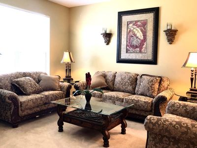 Photo for 7 Br /4.5 BA at Emerald Island Close to Disney
