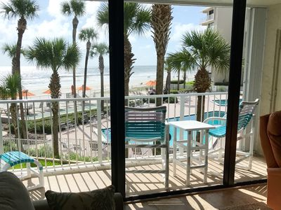 Photo for Oceanfront Condo With Incredible Views Just Steps From The Water