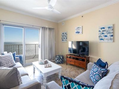 Photo for Seawind 1603: 3 BR / 2 BA condo in Gulf Shores, Sleeps 8