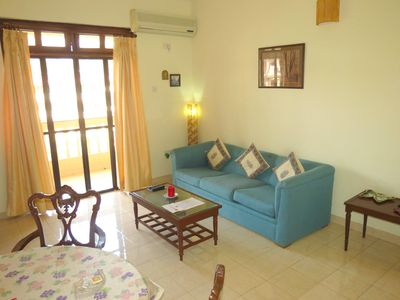 Photo for 05) Regal Park Apartment Sleeps 4 Candolim