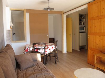 Photo for APARTMENT 6 PEOPLE T3 AUSSOIS