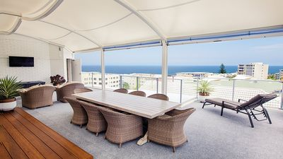 Photo for LUXURY ROOFTOP PENTHOUSE KINGS BEACH CALOUNDRA