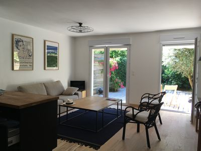 Photo for Villa for 6 people in the heart of Cap Ferret