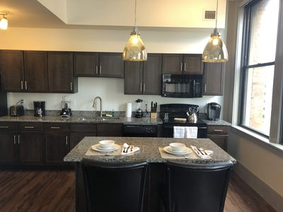 Photo for Steps to Capital Square- Opulent 2 Bedroom Apt!