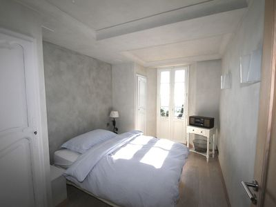 Photo for Superb classic villa between Cannes and Nice with unique sea view