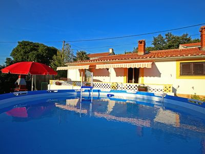 Photo for Holiday house Labin for 4 - 6 persons with 2 bedrooms - Detached holiday house