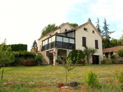 Photo for Gite Gréalou, 5 bedrooms, 8 persons