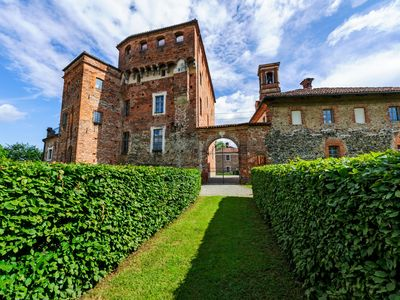 Photo for Heritage Apartment in Sandigliano with Garden