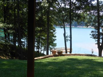 2 Br Suite On Lake Keowee, Close To Clemson, Private Entrance