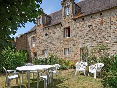 Photo for Vacation home Le Manoir  in Loctudy - Pont L'Abbe, Finistère - 4 persons, 2 bedrooms
