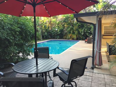 Photo for Renovated 2018! Modern South Tampa Pool Home w/Gameroom!