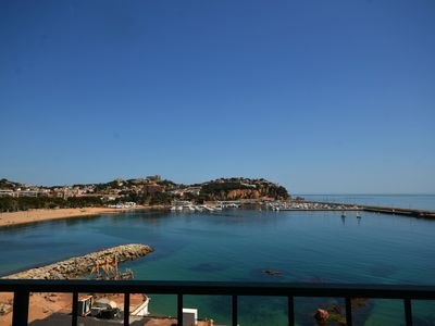 Photo for Apartment located in an exclusive area of Sant Feliu de Guíxols, completely renovated in