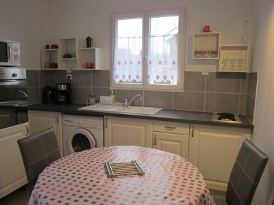 Photo for 1BR Cottage Vacation Rental in Saint-Vigor-Le-Grand, Normandie