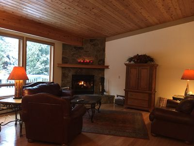 Hidden Village, Big Sky Condo Great for Large Groups