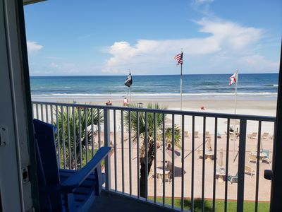 Photo for Relax & Enjoy Your Vacation in this Cozy Ocean Front Sudio
