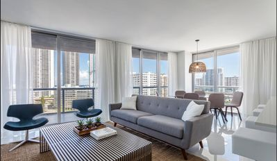 Photo for Brand New Waterfront Luxurious Three Bedroom Condo