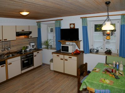 Photo for 2BR Apartment Vacation Rental in Absberg