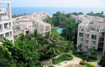 Photo for Fully equipped beach front apartment in the city center of Hua Hin