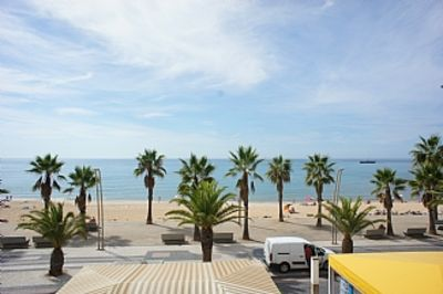 Photo for Fabulous Beach Front Apartment With Uninterrupted Seaviews