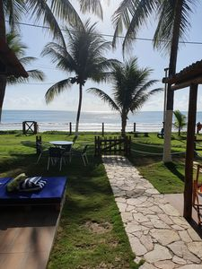 Photo for Beira Mar Beach House in Condominium with Leisure Area (Park and Court)