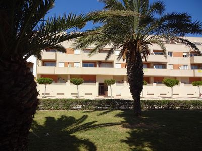 Photo for Sunny 2 Bedroom South Facing apartment with pool 200 metres from the beach