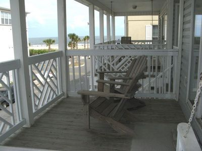 Photo for South Beach Ocean Condos, South - Unit 6 - Just Steps to the beach - Ocean View