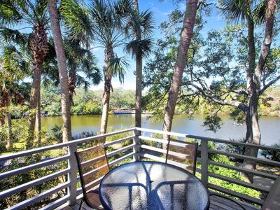 Photo for NEW LISTING! Spacious, waterfront home w/ lagoon views & easy beach access