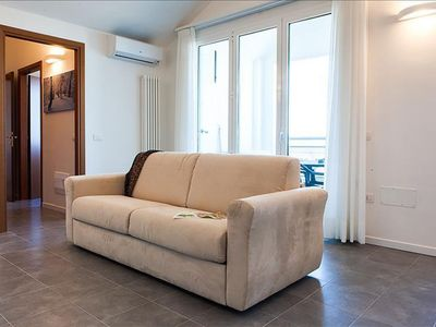 Photo for Bisanzio 8 apartment in Ravenna with WiFi, integrated air conditioning, private parking, private ro…