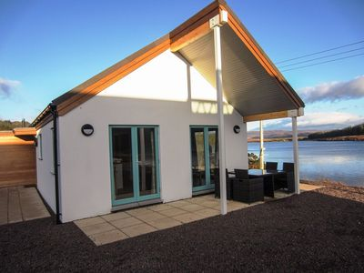 Photo for Allt Na Breac is a contemporary home  boasting views over the loch nr Portavadie Marina