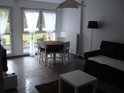 Photo for 2 room apartment of 45m², very bright for 4 people