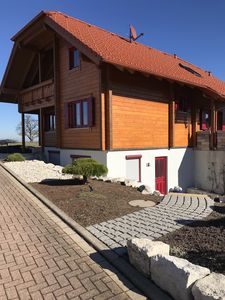 """Photo for Close to nature apartment """"Braunkehlchen"""" for 2 persons in Straubenhardt"""