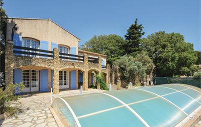 Photo for 4 bedroom accommodation in Cornillion Confoux
