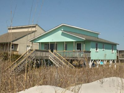 Photo for Mischievous Turtle: 3 BR / 2 BA home in Oak Island, Sleeps 6