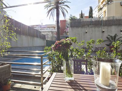 Photo for City Center for Groups in Barcelona with Pool