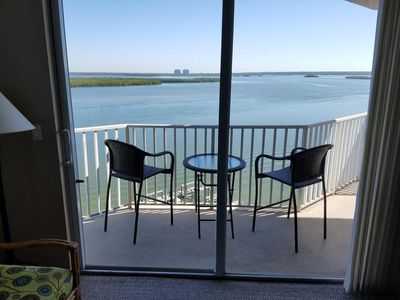Photo for SALE!!! Sunset&Sunrise from this Condo! You'll Feel Like You're on the Water!