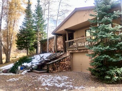 Private 4 Bedroom, 3 Bath Home on River with Views.  Short Stroll To Downtown.