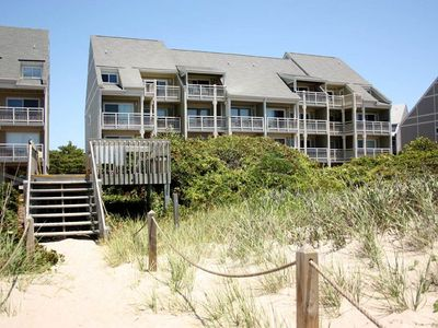 Photo for Smothers Hideaway: 3 BR / 2 BA condo in Caswell Beach, Sleeps 6