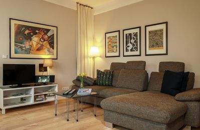 Photo for Holiday apartment Berlin for 1 - 4 persons with 1 bedroom - Holiday apartment