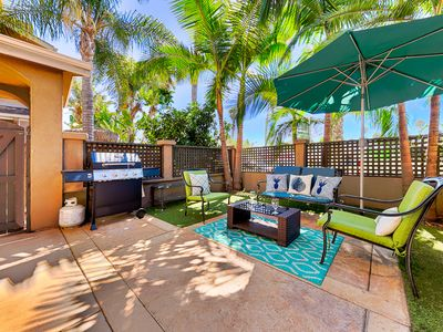 Photo for 10% OFF AUG - Luxury Townhome, All Master Suites, Private Yard+Patio