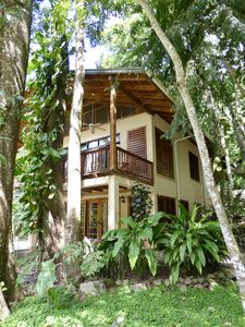 Photo for Cangrejal River Lodge in Pico Bonito, on Rio Cangrejal, Pool