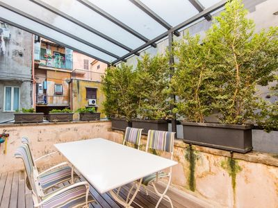 Photo for Apartment in the center of Rome with Internet, Air conditioning, Terrace (11211)