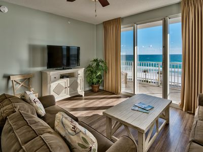 Photo for ~SUMMER AVAIL~ BEACH View Deluxe Condo @Resort! Pool/Hotub + FREE VIP Perks!!