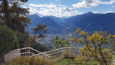 Photo for Fantastic chalet in Hafling-Meran with a unique view