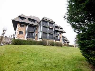 Photo for APARTMENT DUPLEX 47M2 BLONVILLE SUR MER 200m beach nearby. Deauville