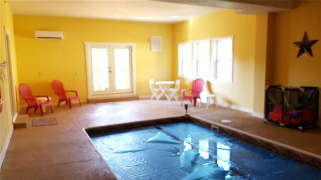 with people pools in today mountain rentals cabins this indoor interested pool swimming cabin smoky private